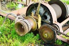 Βαρούλκο σιδήρου στοκ φωτογραφία με δικαίωμα ελεύθερης χρήσης