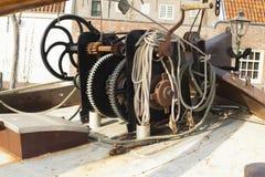 Βαρούλκο παλαιό sailboat Στοκ Φωτογραφίες