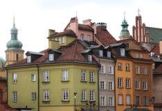 Βαρσοβία, Πολωνία, στις 21 Απριλίου 2019 - οδοί στη Βαρσοβία, περίπατος μέσω της παλαιάς πόλης στοκ φωτογραφία με δικαίωμα ελεύθερης χρήσης