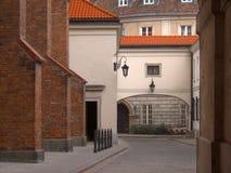 Βαρσοβία στοκ φωτογραφία με δικαίωμα ελεύθερης χρήσης