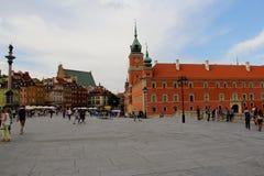 Βαρσοβία Στοκ Εικόνα