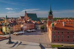 Βαρσοβία Στοκ Φωτογραφία