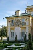 ΒΑΡΣΟΒΙΑ, POLAND/EUROPE - 17 ΣΕΠΤΕΜΒΡΊΟΥ: Παλάτι Wilanow στη Βαρσοβία Στοκ φωτογραφία με δικαίωμα ελεύθερης χρήσης