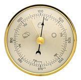 βαρόμετρο Στοκ Φωτογραφίες
