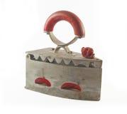 βαρύς σίδηρος παλαιός πο&lam Στοκ εικόνα με δικαίωμα ελεύθερης χρήσης