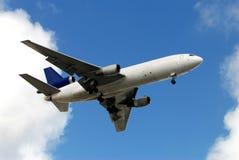 βαρύ αεριωθούμενο αεροπλάνο φορτίου Στοκ φωτογραφίες με δικαίωμα ελεύθερης χρήσης