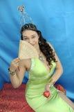 βασίλισσα καρδιών στοκ φωτογραφία με δικαίωμα ελεύθερης χρήσης