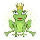 βασίλισσα ομορφιάς διανυσματική απεικόνιση
