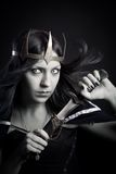 Βασίλισσα Lich Στοκ εικόνα με δικαίωμα ελεύθερης χρήσης