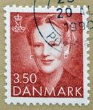 Βασίλισσα Margrethe ΙΙ Στοκ Φωτογραφίες