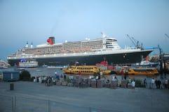 Βασίλισσα Mary 2 Στοκ φωτογραφίες με δικαίωμα ελεύθερης χρήσης