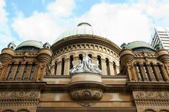 Βασίλισσα Victoria Building στοκ εικόνα με δικαίωμα ελεύθερης χρήσης