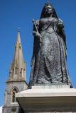 Βασίλισσα Victoria Statue σε Weymouth Στοκ φωτογραφία με δικαίωμα ελεύθερης χρήσης