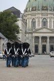 βασίλισσες φρουρών Στοκ Εικόνα