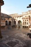 Βασίλισσες Bath, Hampi Στοκ Εικόνα