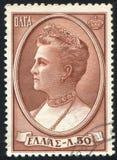 βασίλισσα της Όλγα Στοκ Εικόνα