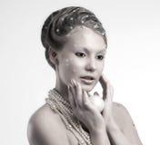 Βασίλισσα χιονιού Στοκ φωτογραφία με δικαίωμα ελεύθερης χρήσης
