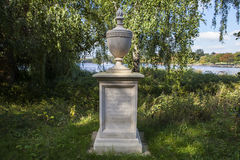 Βασίλισσα Caroline Memorial στο Χάιντ Παρκ Στοκ εικόνες με δικαίωμα ελεύθερης χρήσης