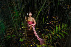 Βασίλισσα Naga Στοκ Εικόνες
