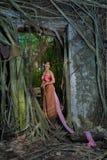Βασίλισσα Naga Στοκ εικόνες με δικαίωμα ελεύθερης χρήσης