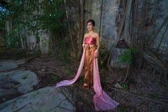 Βασίλισσα Naga Στοκ Φωτογραφία