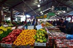Βασίλισσα Victoria Market - Μελβούρνη Στοκ φωτογραφία με δικαίωμα ελεύθερης χρήσης