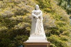Βασίλισσα Victoria Statue - Αυστραλία στοκ φωτογραφία με δικαίωμα ελεύθερης χρήσης