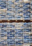 βασανίστε τα υλικά σκαλ&o Στοκ Φωτογραφία