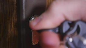 Βασική μετάβαση στη βασική τρύπα απόθεμα βίντεο