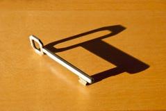 βασική σκιά αιχμηρή Στοκ φωτογραφία με δικαίωμα ελεύθερης χρήσης