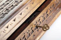 βασικός ανοικτός ξύλινο&sigmaf Στοκ Φωτογραφία