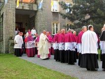 Βασικός αρχιεπίσκοπος του Dominik Duka της Δημοκρατίας της Τσεχίας, δομινικανό α Στοκ εικόνα με δικαίωμα ελεύθερης χρήσης