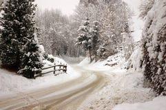 βασικός δρόμος Στοκ Εικόνα