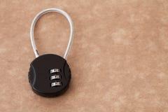 Βασικός κωδικός πρόσβασης κλειδαριών Στοκ Εικόνες