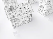 βασικός νέος προγραμματι& Στοκ Εικόνα