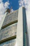 βασικός ουρανοξύστης της Φρανκφούρτης Γερμανία Στοκ φωτογραφία με δικαίωμα ελεύθερης χρήσης