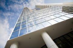 βασικός ουρανοξύστης τη&si Στοκ Εικόνες