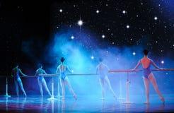 Βασικό εκπαιδευτικό μάθημα χορού Στοκ εικόνες με δικαίωμα ελεύθερης χρήσης