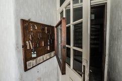 βασικό κιβώτιο του γραφείου Στοκ Φωτογραφίες
