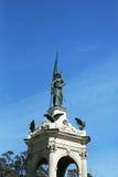 Βασικό μνημείο του Francis Scott στο χρυσό πάρκο πυλών στο Σαν Φρανσίσκο Στοκ φωτογραφίες με δικαίωμα ελεύθερης χρήσης