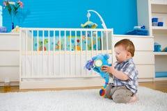 βασικό παιχνίδι μωρών Στοκ εικόνες με δικαίωμα ελεύθερης χρήσης