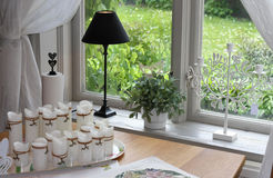 βασικό σύγχρονο παράθυρο Στοκ φωτογραφία με δικαίωμα ελεύθερης χρήσης
