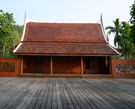 βασικό ύφος Ταϊλανδός Στοκ Φωτογραφία