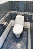 βασικό WC Στοκ Φωτογραφία