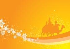 βασιλιάδες Χριστουγέννων Στοκ εικόνες με δικαίωμα ελεύθερης χρήσης