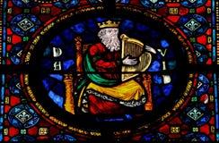 βασιλιάς του Δαβίδ στοκ εικόνες