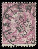 Βασιλιάς Leopold ο 2$ος Στοκ φωτογραφία με δικαίωμα ελεύθερης χρήσης