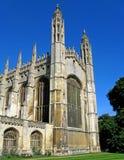 βασιλιάς s κολλεγίων παρεκκλησιών στοκ φωτογραφία με δικαίωμα ελεύθερης χρήσης