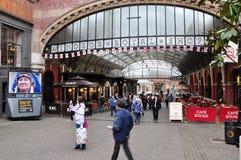 Βασιλικές αγορές Windsor Στοκ Φωτογραφία