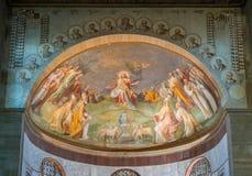 Βασιλική Αγίου Sabina, ιστορική εκκλησία στο Hill Aventine στη Ρώμη, Ιταλία στοκ φωτογραφία